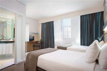 Hotel Holiday Inn Express Cape Town City Centre: Room - Guest CAPE TOWN