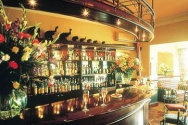 Hotel Winchester Mansions: Bar CAPE TOWN