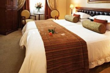 Hotel Winchester Mansions: Bedroom CAPE TOWN