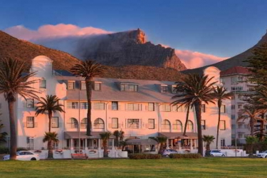 Hotel Winchester Mansions: Exterior CAPE TOWN