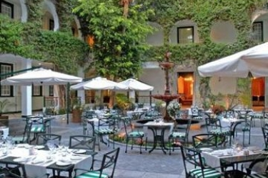 Hotel Winchester Mansions: Restaurant CAPE TOWN