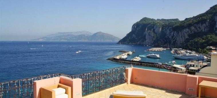 Hotel Capri Inn: Ballroom CAPRI ISLAND - NAPLES