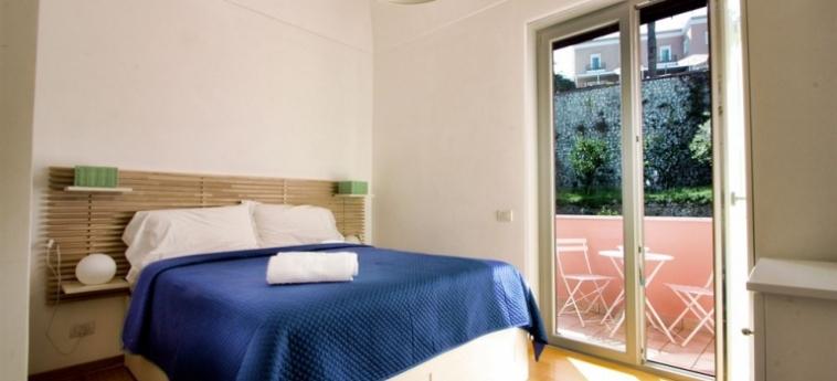 Hotel Capri Inn: Bar Exterieur CAPRI ISLAND - NAPLES