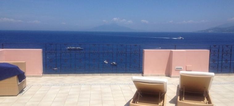 Hotel Capri Inn: Caffetteria CAPRI ISLAND - NAPLES