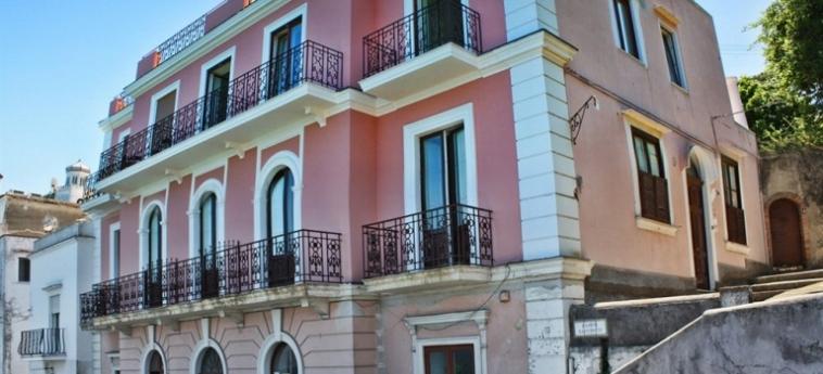 Hotel Capri Inn: Exterieur CAPRI ISLAND - NAPLES