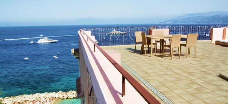 Hotel Capri Inn: Night Club CAPRI ISLAND - NAPLES