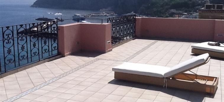 Hotel Capri Inn: Vue CAPRI ISLAND - NAPLES