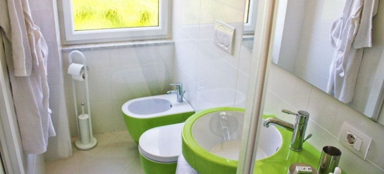 Hotel Capri Inn: Bathroom CAPRI ISLAND - NAPLES