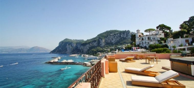 Hotel Capri Inn: Health Club CAPRI ISLAND - NAPLES