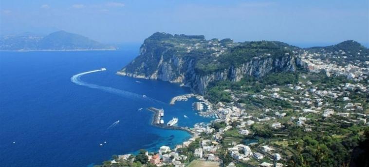 Hotel Capri Inn: Junior Suite Deluxe Room CAPRI ISLAND - NAPLES