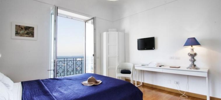 Hotel Capri Inn: Patio CAPRI ISLAND - NAPLES