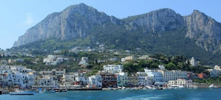 Hotel Capri Inn: Room - Single CAPRI ISLAND - NAPLES