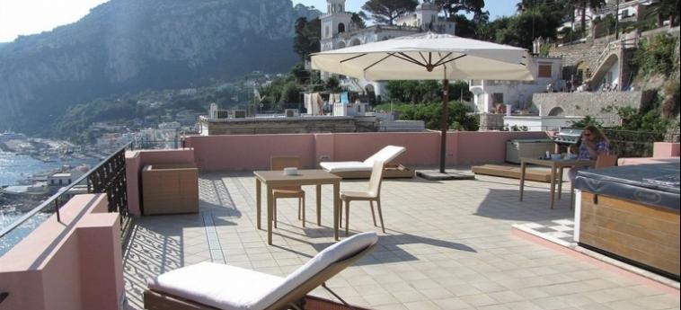 Hotel Capri Inn: Superior Room CAPRI ISLAND - NAPLES