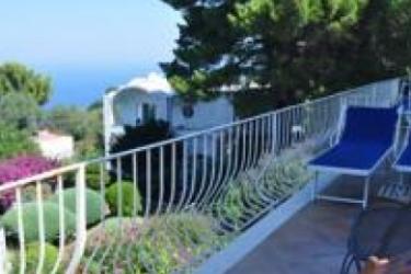 Hotel B&b Il Sogno: Escalier CAPRI ISLAND - NAPLES