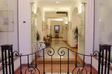 Hotel Relais Maresca: Entrée CAPRI ISLAND - NAPLES