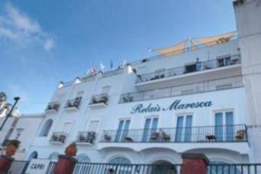 Hotel Relais Maresca: Extérieur CAPRI ISLAND - NAPLES