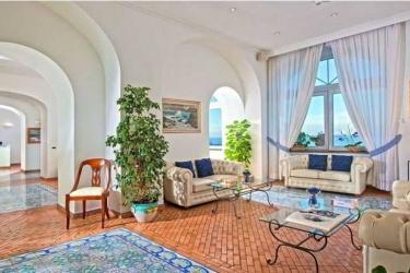 Hotel Relais Maresca: Lobby CAPRI ISLAND - NAPLES