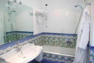 Hotel Relais Maresca: Salle de Bains CAPRI ISLAND - NAPLES
