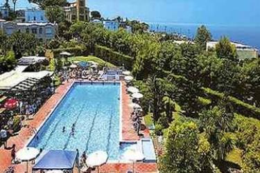 Hotel San Michele: Außen CAPRI ISLAND - NAPLES