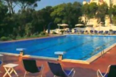 Hotel San Michele: Außenschwimmbad CAPRI ISLAND - NAPLES