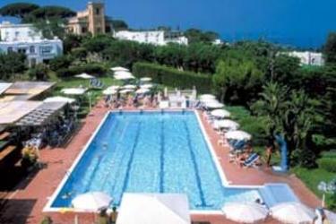 Hotel San Michele: Swimming Pool CAPRI ISLAND - NAPLES