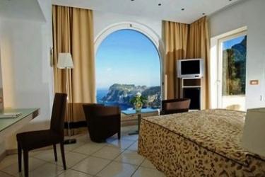 Hotel San Michele: Zimmer Suite CAPRI ISLAND - NAPLES