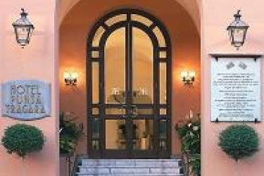 Hotel Punta Tragara: Extérieur CAPRI ISLAND - NAPLES