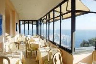 Hotel Punta Tragara: Restaurant CAPRI ISLAND - NAPLES