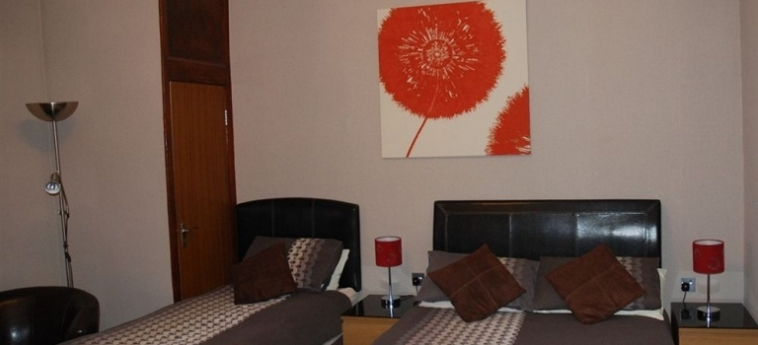 Tanes Hotel: Bagno Turco CARDIFF