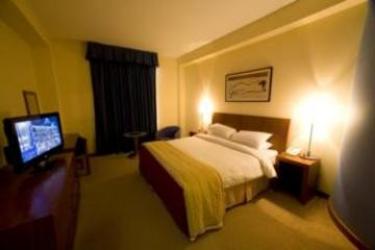 Hotel Hilton Cardiff: Bedroom CARDIFF