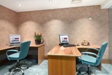 Hotel Hilton Cardiff: Business Centre CARDIFF