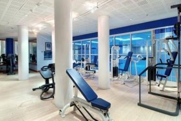 Hotel Hilton Cardiff: Health Club CARDIFF