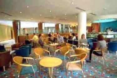 Hotel Hilton Cardiff: Lounge Bar CARDIFF