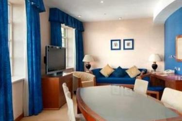 Hotel Hilton Cardiff: Room - Junior Suite CARDIFF