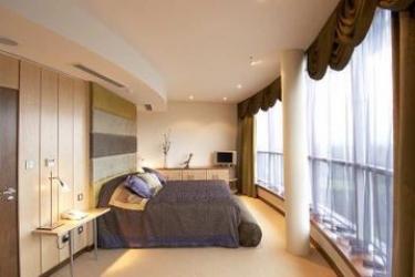 Hotel Hilton Cardiff: Suite Room CARDIFF