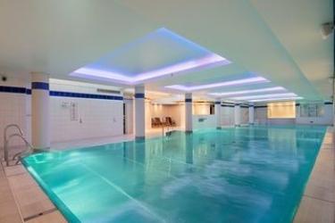 Hotel Hilton Cardiff: Swimming Pool CARDIFF