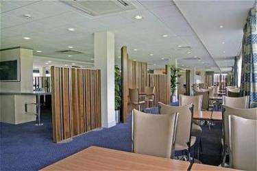 Hotel Holiday Inn Express Cardiff Airport: Restaurant CARDIFF