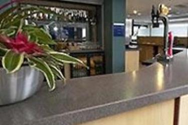 Hotel Holiday Inn Express Cardiff Airport: Bar CARDIFF