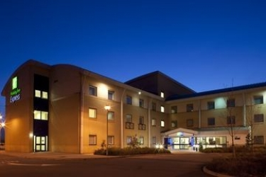 Hotel Holiday Inn Express Cardiff Airport: Konferenzsaal CARDIFF