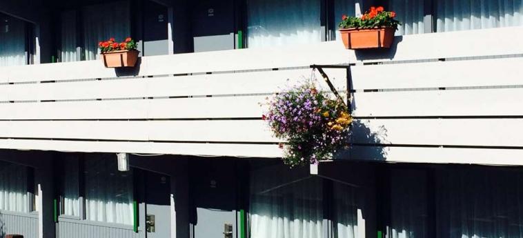 Hotel Campanile Cardiff: Esterno CARDIFF