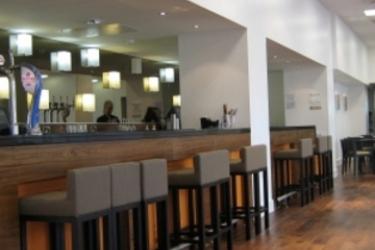 Hotel Radisson Blu Cardiff: Bar CARDIFF