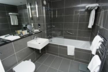 Hotel Radisson Blu Cardiff: Cuarto de Baño CARDIFF