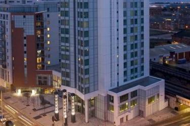 Hotel Radisson Blu Cardiff: Exterior CARDIFF