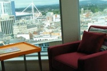 Hotel Radisson Blu Cardiff: Habitacion - Detalle CARDIFF