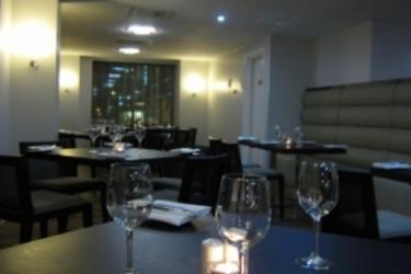 Hotel Radisson Blu Cardiff: Restaurante CARDIFF
