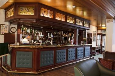 Hotel Best Western Cumbria Park: Bar CARLISLE