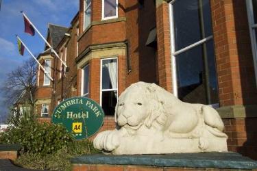 Hotel Best Western Cumbria Park: Esterno CARLISLE
