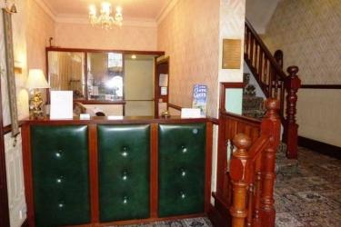 Hotel Best Western Cumbria Park: Lobby CARLISLE