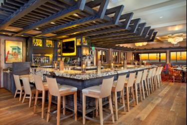 Hotel Cape Rey Carlsbad, A Hilton Resort: Bar CARLSBAD (CA)