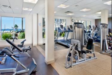 Hotel Cape Rey Carlsbad, A Hilton Resort: Health Club CARLSBAD (CA)
